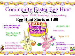 east egg upcoming events community easter egg hunt downtown