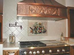 Kitchen Tile Backsplash Murals Tile Backsplash Ideas Fruit Tiles Cornucopia Tile Mural
