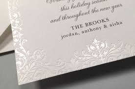 wedding invitations paper foil sting in wedding stationery cards