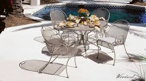 Woodard Landgrave Patio Furniture - furnitures woodard replacement cushions landgrave patio