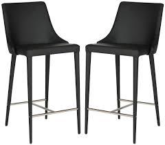 fox2017b set2 counter stools furniture by safavieh