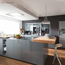 grey finish kitchen cabinets luxury high gloss grey color lacquer finish kitchen cabinets buy grey kitchen cabinets lacquer cabinet lacquer finish cabinet product on alibaba