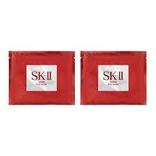 Sk Ii Mask 2 pairs sk ii signs eye mask skincare mask brighting mask new