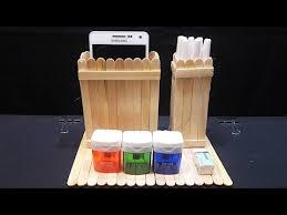 cara membuat kerajinan tangan menggunakan stik es krim beberapa macam kerajinan tangan dari stik es krim yang mudah untuk