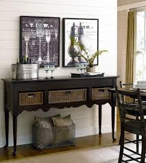 Paula Deen Dining Chairs Universal Furniture Paula Deen Home Sideboard With Baskets In