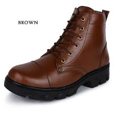 s leather boots shopping india buy buwch s synthetic boot best prices in india