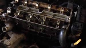 chev optra head gasket youtube