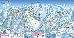 Dolomites Italy Map by Milky Way Italy Resort Guide And List Of Luxury Milky Way Ski