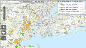 World Deserts Map by No Food Deserts Mapping Retail Food Stores In Nyc U2014 Research