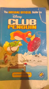 Complete Club Penguin Walkthrough Guide I Still Have An Ancient Almanac For A Game Called U0027club Penguin