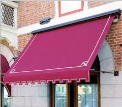 negozi tende tenda da sole per negozi modello classico roma