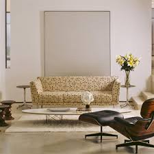 Herman Miller Eames Sofa Goetz Sofa By Herman Miller Grounded Modern Living