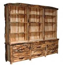 Aspen Bookcase Real Wood Bookcases And Rustic Bookcase Designs