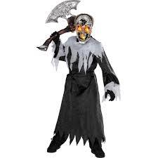 Halloween Costumes Kids Scary Child Boys Halloween Fancy Dress Costume Horror Kids