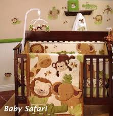 Crib Bedding Jungle Safari Nursery Bedding Sets Thenurseries