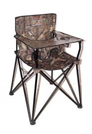 Baby Camping High Chair Ciao Baby Chair Now Available In Mossy Oak Ciao Baby The