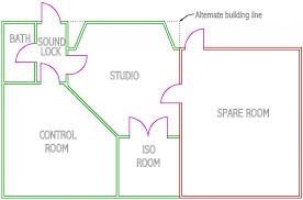 Studio Floor Plans Floor Plan Concept Most Used For Recording Studios Music Studio