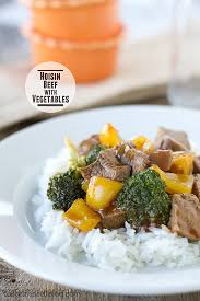 beef of the month hoisin beef with vegetables cookbook of the month recipe taste