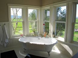 Victorian Farmhouse Style Bathroom Design Beautiful Bathroom Design With Bathtub Filler
