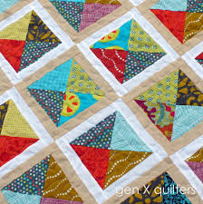 genxquilters modern traditional quilting block of the month