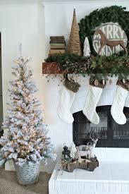 the 25 best christmas fireplace mantels ideas on pinterest