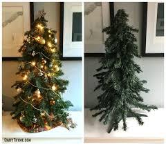 cheap christmas tree ideas christmas tree floss flosser flocking flocked spray