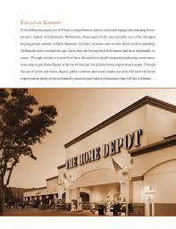 home depot marketing plan home depot integrated marketing communications plan imc 610