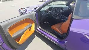 hellcat challenger 2017 interior dodge challenger srt hellcat review