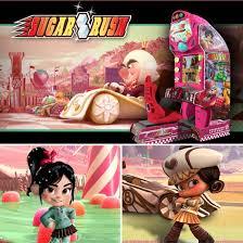 wreck ralph sugar rush characters popsugar entertainment
