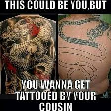 Tattoo Meme - f scratchers mediazink
