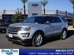Ford Explorer Off Road Parts - san tan ford new ford dealership gilbert az