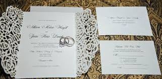 Invitation Printing Services Wedding Invitation Printing Services