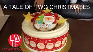 a tale of one house a tale of two christmases japan and canada youtube