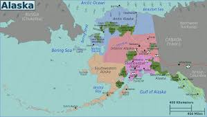 Nome Alaska Map by File Alaska Regions Map Svg Wikimedia Commons