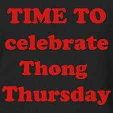 Thong Thursday Memes - thursday means thongs men s new solid thong underwear by gary