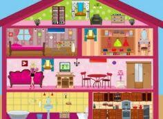 Barbie Room Makeover Games - play online barbie house decoration games house plans and ideas