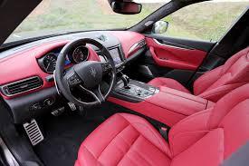 luxury maserati 2017 maserati levante first drive review motor trend