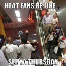 Heat Fans Meme - 17 more memes of the miami heat getting destroyed by the san antonio
