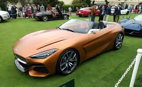 this is the beautiful new bmw z4 concept autoguide com news