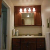 Bathroom Mirrors With Medicine Cabinet by Bathroom Double Brown Wooden Medicine Cabinet With Rectangle