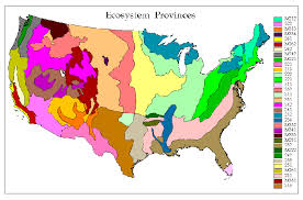 Washington vegetaion images A new high resolution national map of multivariate vegetation GIF