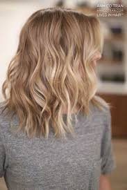 medium length haircut for curly hair best 25 medium length blonde ideas on pinterest medium blonde