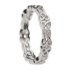 celtic wedding ring sets celtic wedding rings