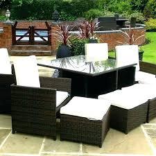 8 seat patio table 8 seat patio dining set msdesign me