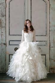 wedding dress collections opulent wedding dresses from sareh nouri junebug weddings