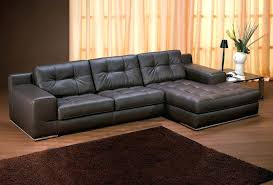 Classic Sectional Sofa Vintage Leather Sectional Sofa Leather Sofa Chaise Sectional In