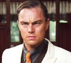 leonardo dicaprio gatsby hairstyle great gatsby trailer hits with flappers drinking and dicaprio