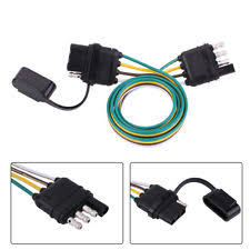 trailer wiring harness trailer parts ebay