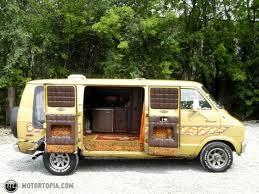 used dodge conversion vans 1977 dodge tradesman b 200 gladiator s custom rv
