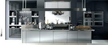 cuisine inox inox autocollant pour cuisine cracdence autocollante pour cuisine